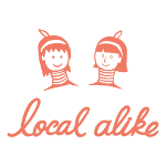 local alike logo